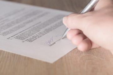 חמישה טיפים להסכם שכירות בראש שקט